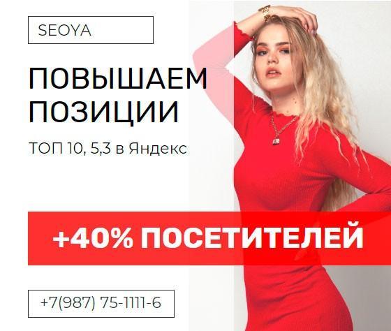 раскрутка сайта с гарантией 2-я Барышевская улица (город Щербинка)